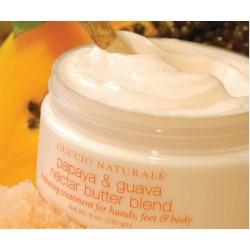 Beurre soin hydratant 24h Cuccio Naturale Papaye & Goyave