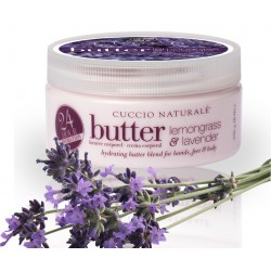 Beurre soin hydratant 24h Cuccio Naturale Lavande & Citronnelle