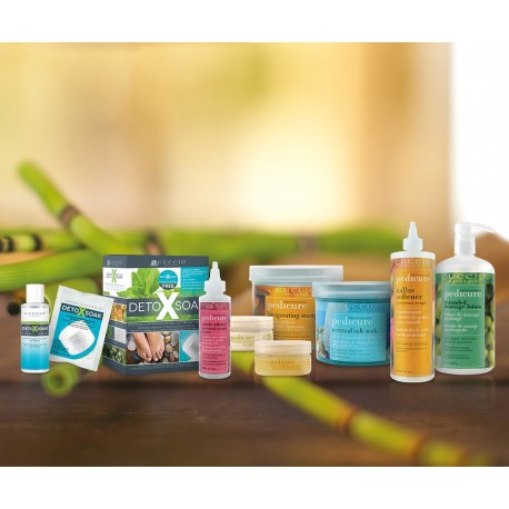Scentual Pedicure Spa Kit Cuccio Naturale
