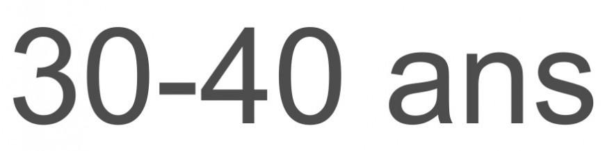 30-40 ans