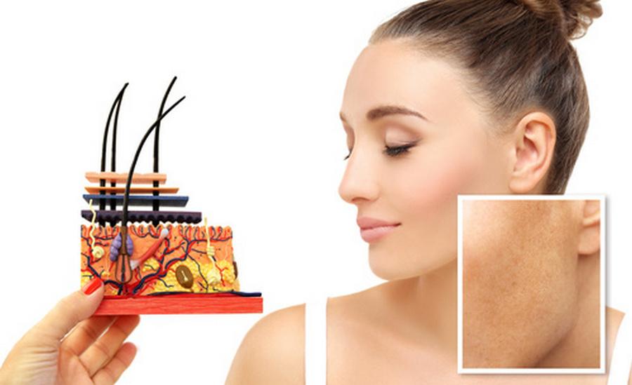 peau dermatologue